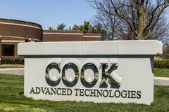 West-Lafayette - Circa April 2017: KOK Advanced Technologies, een dochteronderneming van de KOK Group II royalty-vrije stock afbeelding