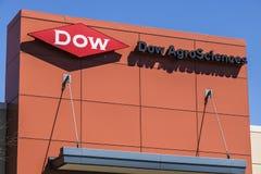 West-Lafayette - circa im April 2017: Dow AgroSciences Seed Quality Control-Labor Dow AgroSciences ist eine Tochtergesellschaft v lizenzfreie stockfotografie