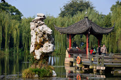 West Lake in China Stock Photography
