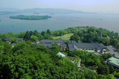 West Lake, Hangzhou Stock Images