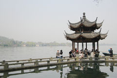 West lake in hangzhou, china Stock Images
