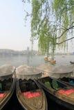 West lake in hangzhou, china Stock Photos