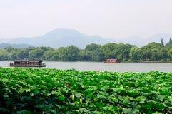 West Lake Hangzhou China Royalty Free Stock Photo
