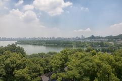 West Lake Hangzhou China Royalty Free Stock Photos