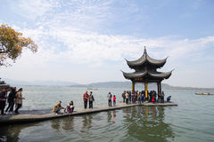 West Lake, Hangzhou Royalty Free Stock Image