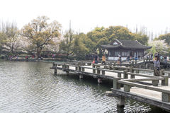 West Lake, Hangzhou Stock Photos