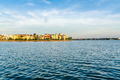 West lake Royalty Free Stock Photo