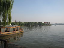 West Lake Stock Images