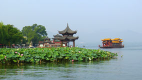 West lake Royalty Free Stock Photos