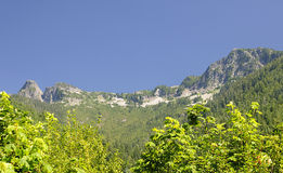 West Lion mountain Royalty Free Stock Images