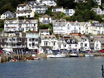 West Looe, Cornwall. Royalty Free Stock Image