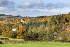 West Lothian, Scotland, autumn 2 Stock Image
