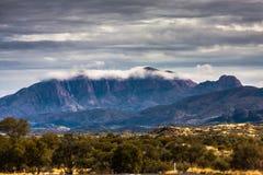 West-MacDonnell-Strecken-Nationalpark, Nordterritorium, Australien lizenzfreies stockfoto