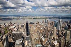 West- Manhattan Stock Foto