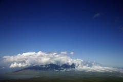 West Maui from Haleakala. royalty free stock images