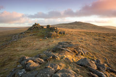 West Mill Tor Royalty Free Stock Photo