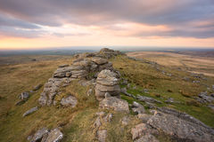 West Mill Tor Stock Photography