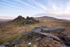 West mill Tor Royalty Free Stock Images