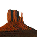 West Mitten Royalty Free Stock Image