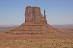 West Mitten Monument Valley Royalty Free Stock Images