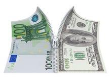 West monetary union Royalty Free Stock Photo