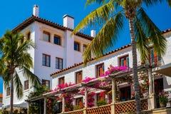 West Palm Beach Cityscape royaltyfria bilder