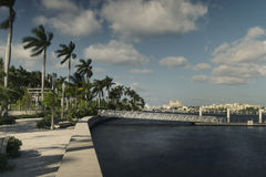 West Palm Beach royalty free stock photography