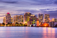 West Palm Beach Florida Stock Images