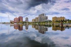 West Palm Beach Stock Image