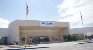 West Park Mall, Cape Girardeau, Missouri. Royalty Free Stock Photo
