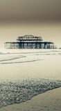West Pier Brighton Royalty Free Stock Images