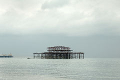 West Pier Royalty Free Stock Image