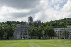 West Point-Campus Stock Afbeelding
