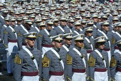 West Point Graduation 2015 Stock Images