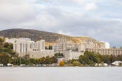 West Point-Kriegsakademie stockfotos