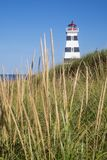 West Point Lighthouse and Museum PEI #3. West Point Lighthouse and Museum in Prince Edward Island Canada #3 royalty free stock images