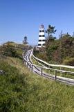 West Point Lighthouse, Prince Edward Island royalty free stock images
