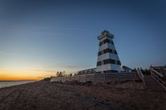 West Point Lighthouse Royalty Free Stock Photos