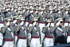 West Point-Staffelung 2015 Lizenzfreie Stockfotos