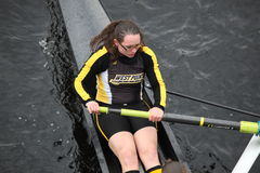 West Point Women's Collegiate Crew Royalty Free Stock Images