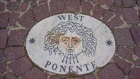 West Ponente Stock Photo