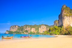 West Railay Stock Images