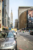 West 33rd Street, New York Royalty Free Stock Photos