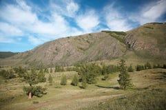 West Sayan Mountains Stock Image