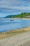 West Seattle Shoreline HDR Stock Photos