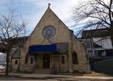 West Side Community Church Stock Photo