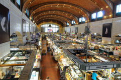 West Side Market NW Royalty Free Stock Photos
