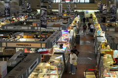 West Side Market vendors Royalty Free Stock Photography