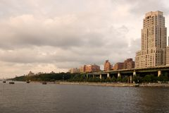 West Side, NY (2). Upper West Side, NY royalty free stock images