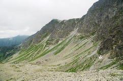 West-Tatra Berge Rohace, Slowakei Lizenzfreie Stockfotos